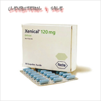 Xenical Packaging 21 caps each cap 120mg