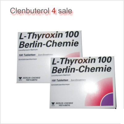T4 L-Thyroxin 100 2 boxes 200 tabs